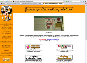 Jennings Elementary Website